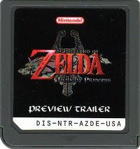 Zelda Twilight Princess DS Demo Prices