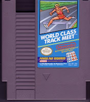 World Class Track Meet Cover