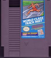 World Class Track Meet Cover