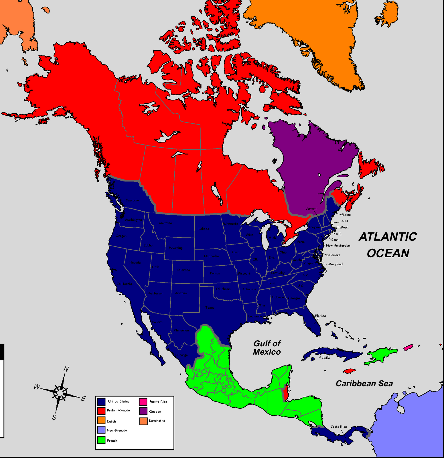 united states alternate history pictures