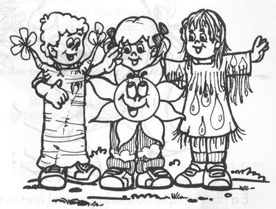 Atividades Infantis Sobre Arvores - Com Desenhos para Colorir