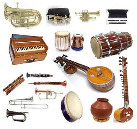 I Am A Free Spirit And Lover Of India Musical Instruments