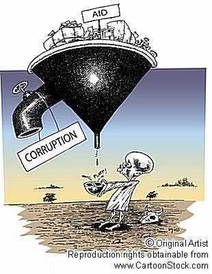 oil corruption 