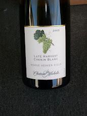 2006 Horse Heaven Late Harvest Chenin Blanc