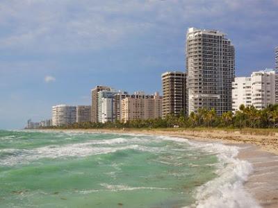 apartamento con vista al mar en Bal Harbor Miami Beach