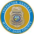 Miami Dade Inspector General Logo