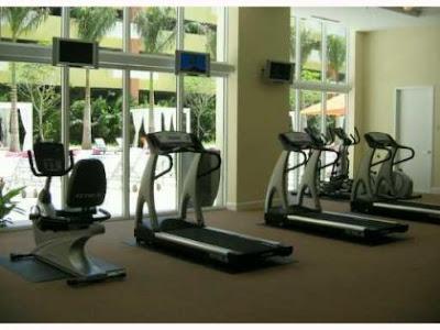 Apartamento con gym en Aventura Florida