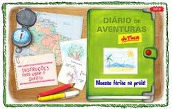 Diário de Aventuras!