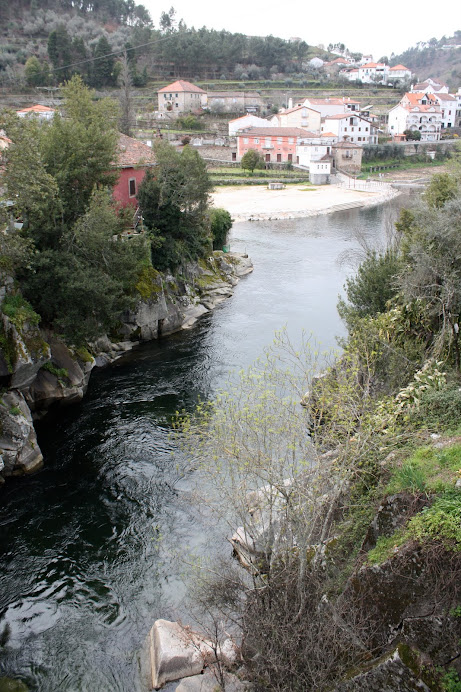 River Alva at Avo.