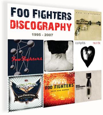 Foo Fighters Discografia