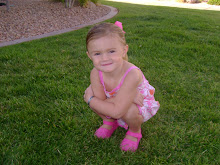 Peyton first day of preschool ALL BY HERSELF