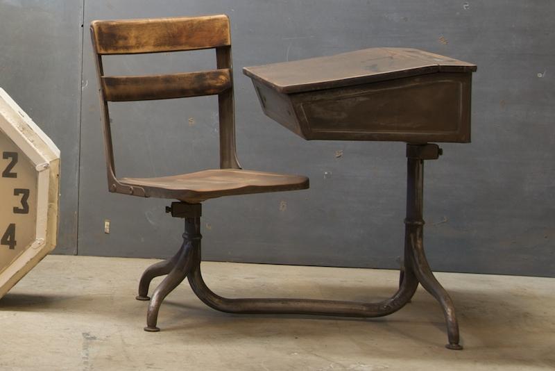 vintage atelier child 39 s school desk