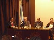 "Jornada sobre el caso ""Kimel vs. Argentina"" 5/5/09,Coleg.Abogados LP,Bs.As,Argentina"