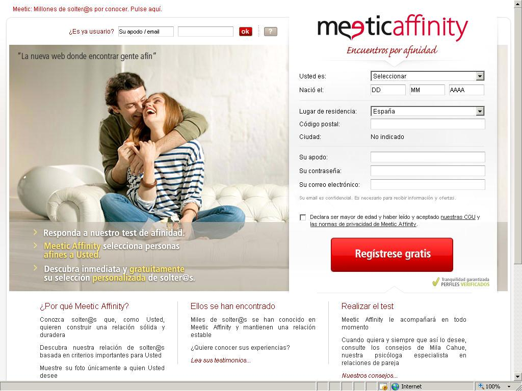 match meetic gratis  långa