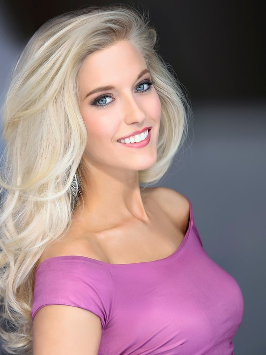 Miss Maryland USA 2011 is Allyn Rose - 22-year-old Allyn Rose will represent