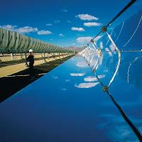 Flabeg Solar Mirror