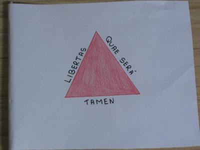 Bandeira da Inconfidência Mineira / Dia de Tiradentes para crianças