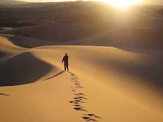 Siga os passos do Senhor... procurando fazer sempre a vontade de Deus independente das dificuldades