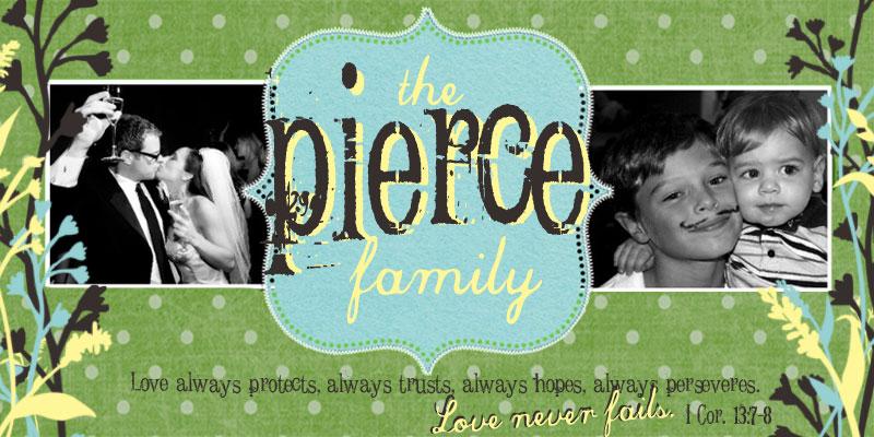 Cary, Cara, Jordan & Jaron Pierce