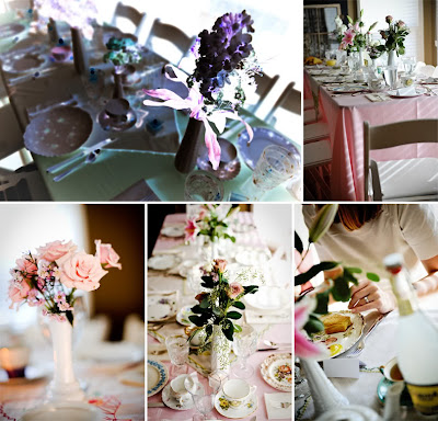 Party Wedding Shower on Featuring The Tea Party As A Bridal Shower Option Don T You Love It