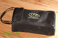 NiteRider Pro 1400 LED storage pouch