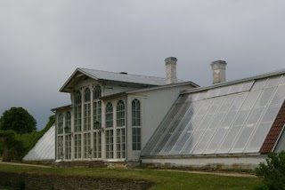 Welcome to Estonia - Greenhouse in Palmse manor