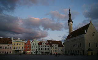 Welcome to Estonia - Tallinn Town Hall