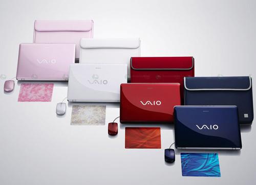 Netbook Sony VAIO VPC-W21EAG