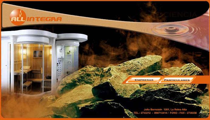 Saunas ALL Integra Ltda. Chile