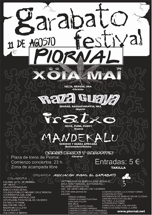 I Garabato Festival 2007