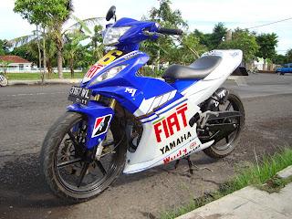 ... Best Modification In Banyuwangi ★★: Yamaha Jupiter MX 2006 - FIAT