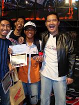 Juara 1 Supra X 125 - HOCS Bali