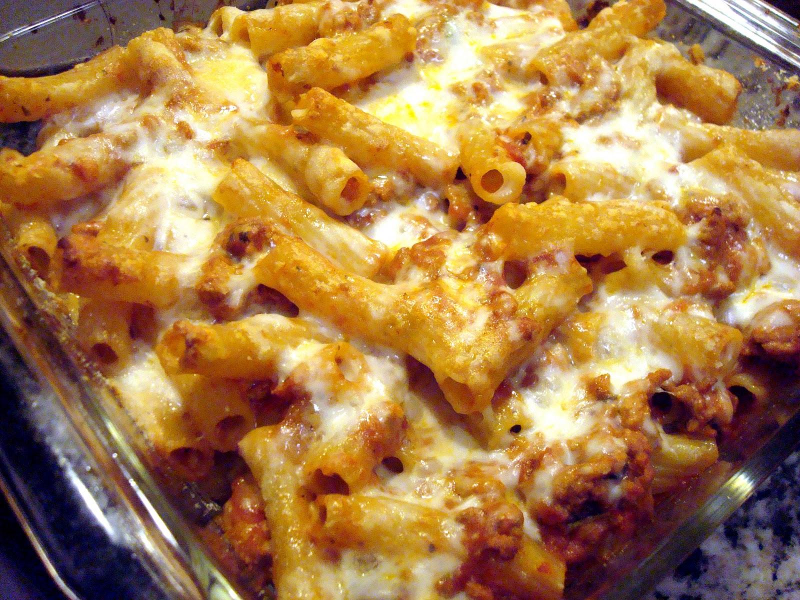 Baked Ziti Recipe — Dishmaps