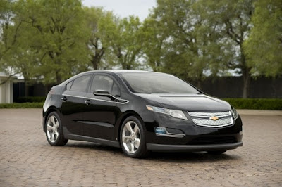 Chevrolet Volt Photo