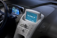 Chevy Volt Interior Photos