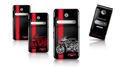 Sony Ericsson Ducati Phone Z770i Manual