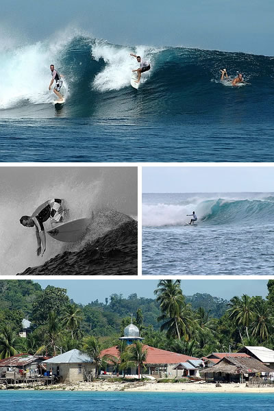 Mentawai Island Indonesia  city pictures gallery : Location: Mentawai Islands, Indonesia