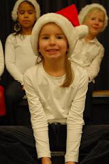 Abbey @ Her Choir Christmas Concert