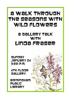 A Gallery Talk with Linda Fraser
