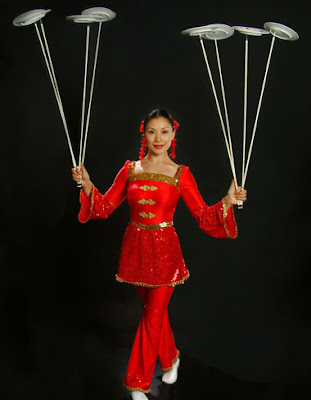 liang acrobatic and comedy show