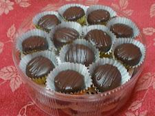 Biskut Coklat Oat Crunchy