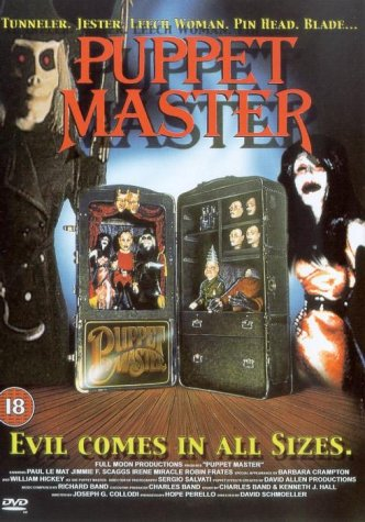 Puppet Master affiche