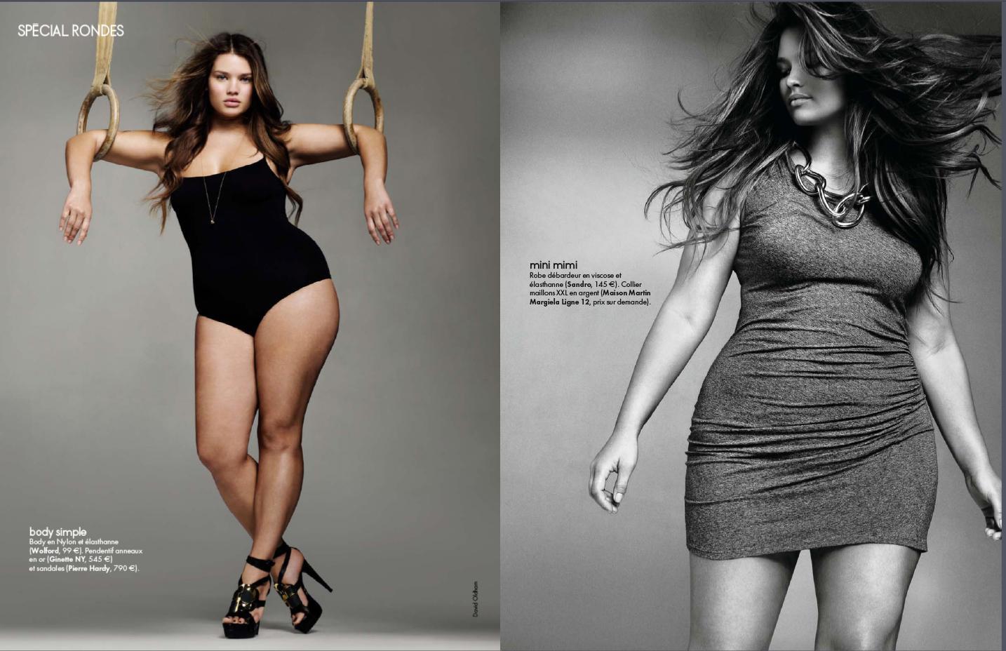 Фотосессия толстых девушек 17 фотография