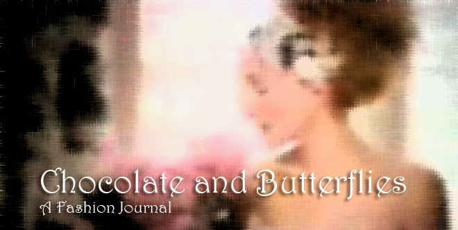 Chocolate and Butterflies