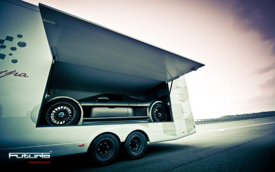 Автовилла от MOST Mobile Futuria sports+spa