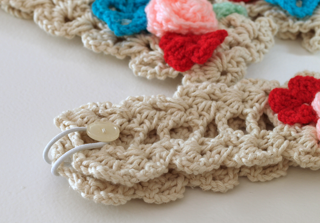 Crochet Hair Band - Crochet Club