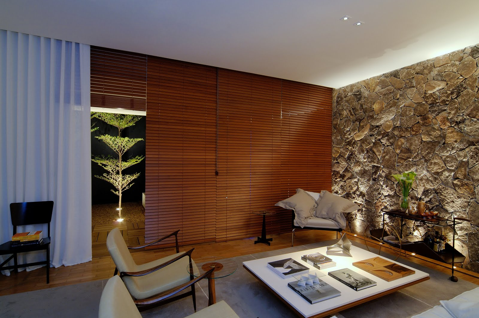 Arte final decora es cortinas e persianas - Cortinas de persiana ...