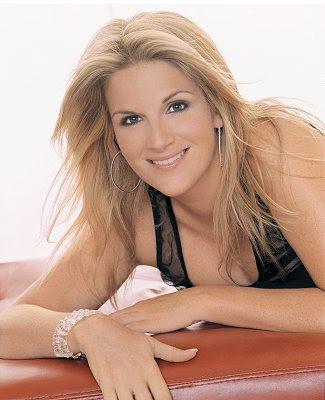 Country singer Trisha Yearwood