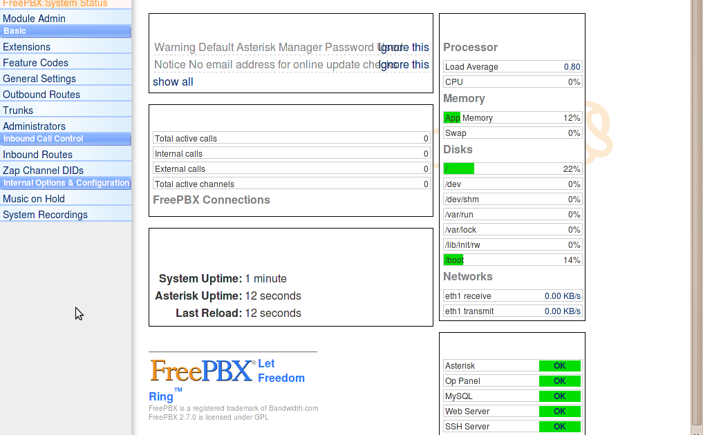 Freepbx Don T Hear Ring Extensions