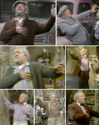 fred sanford heart attack